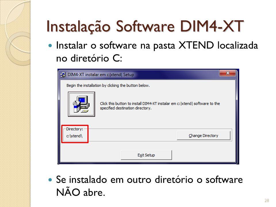 Software para programação de cenas 29