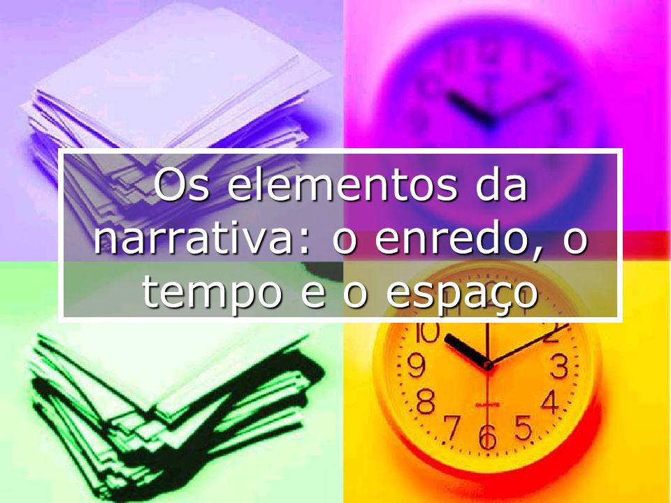 Análise Tempo: psicológico (o narrador não deixa claro quando as ações se passam, só se sabe que foi no passado).
