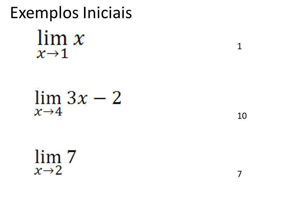 1 10 7 Exemplos Iniciais