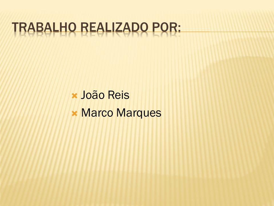 João Reis Marco Marques