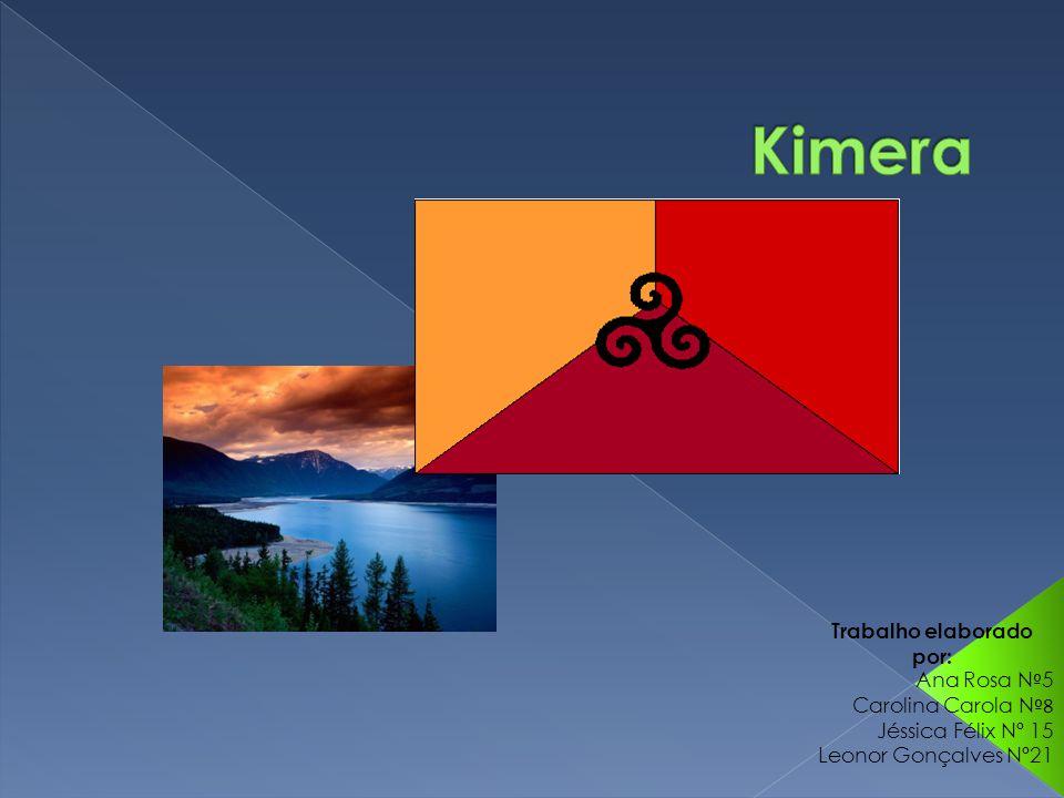 Kimera localiza-se no Sul da América do Norte a 18º28 N e 99º09 O.