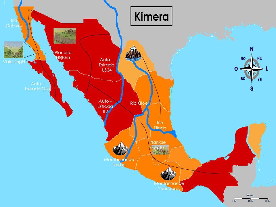 Principais actividades económicas e produtos de exportação A economia de Kimera baseia-se no comércio, na indústria, na agricultura e na exploração mineira, estando a maior parte população empregada em actividades pertecentes ao sector terciário.