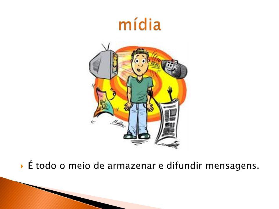O termo multimídia refere-se portanto a tecnologias com suporte digital para criar, manipular, armazenar e pesquisar conteúdos.