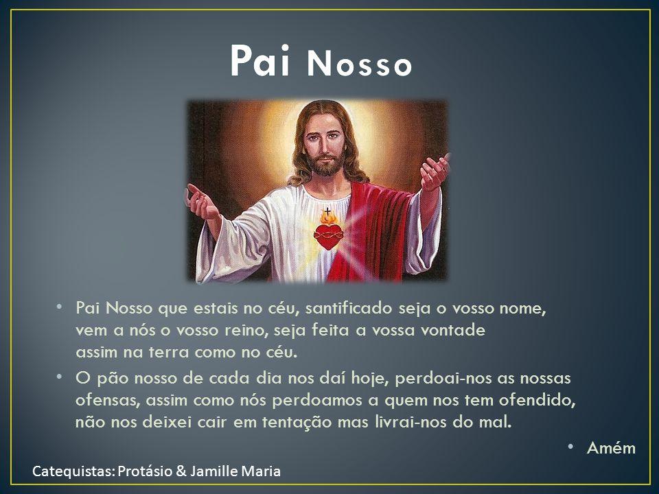 Catequistas: Protásio & Jamille Maria No tempo do rei Herodes...