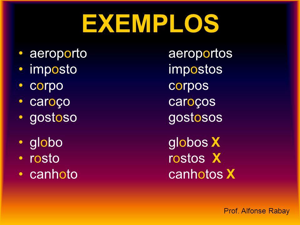 PROSÓDIA Estuda a posição correta da sílaba tônica das palavras. Prof. Alfonse Rabay