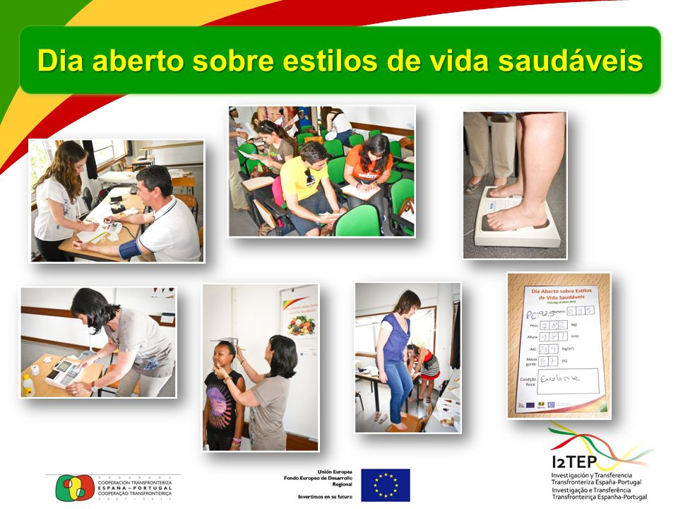 Unidade de Saúde Hispano-Lusa Obrigada!