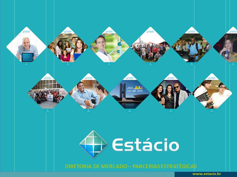 Obrigada! Diretoria Executiva de Mercado Parcerias Estratégicas DIRETORIA DE MERCADO – PARCERIAS ESTRATÉGICAS
