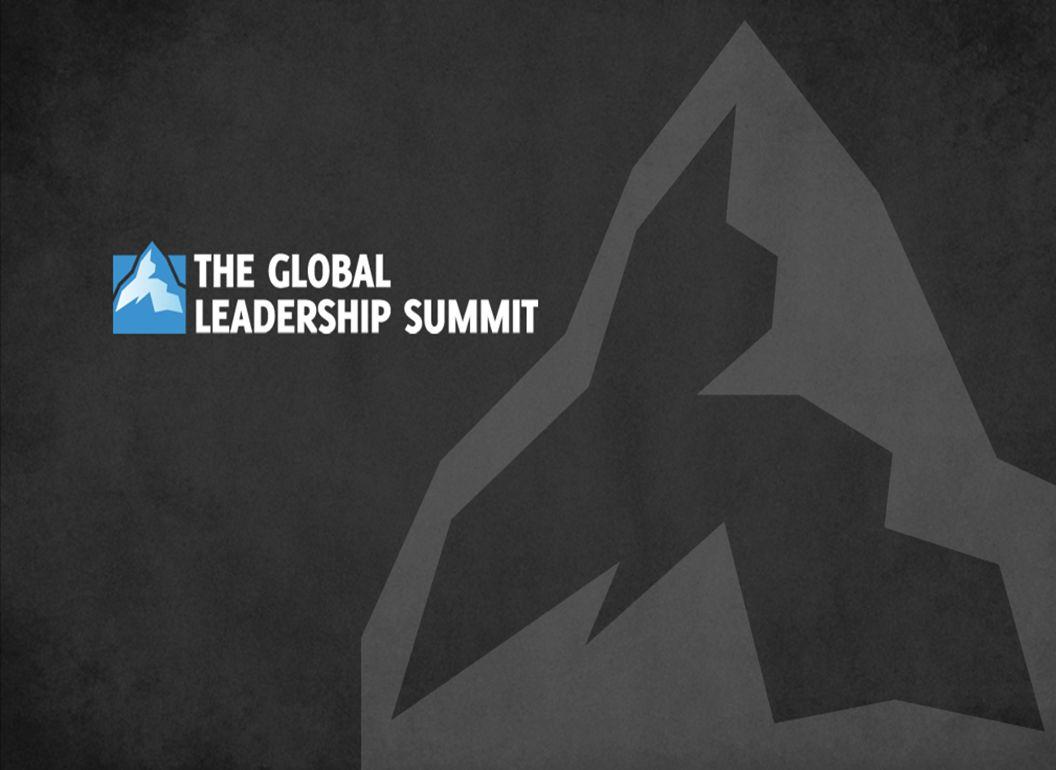 O que é The Global Leadership Summit.