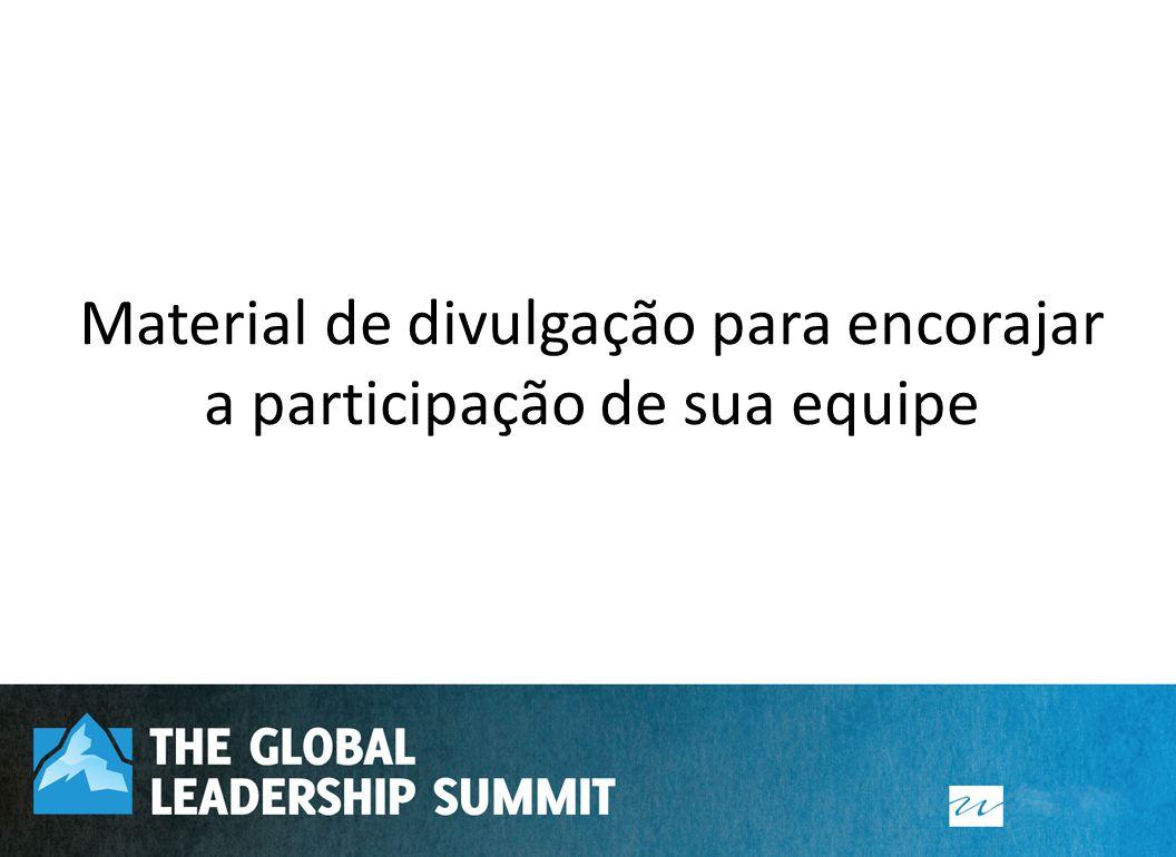 Visite o site www.summitbrasil.org O site do Summit