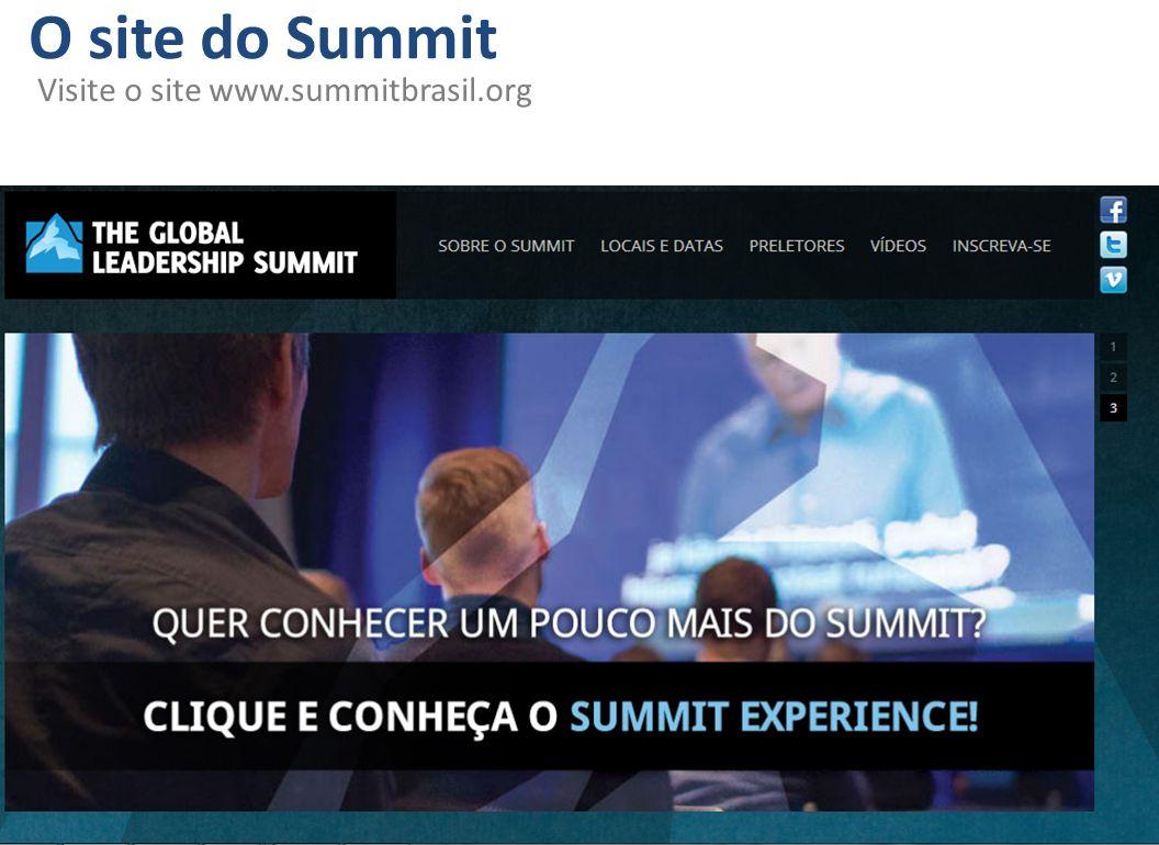 Visão: Apresentar para sua congregação um treinamento mundial de desenvolvimento de liderança.