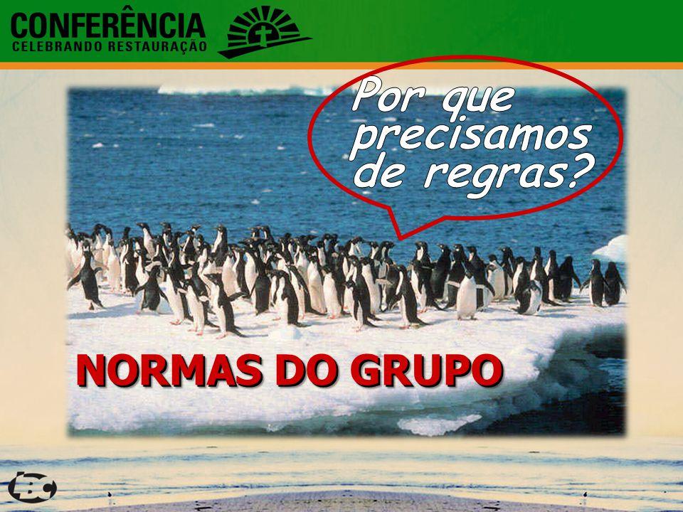 NORMAS DO GRUPO