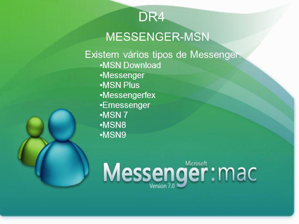 UTILIDADE DO MSN O MSN é um modo de comunicação, através do seu computador, telemóvel que tem estar ligados á internet.