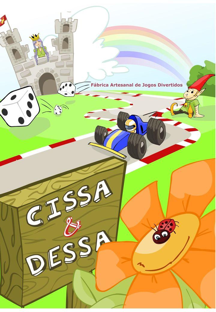Os Jogos Cissa&Dessa podem ser adquiridos pela Loja Virtual: www.cissaedessa.com ou sob encomenda, pelo contato de nosso representante.