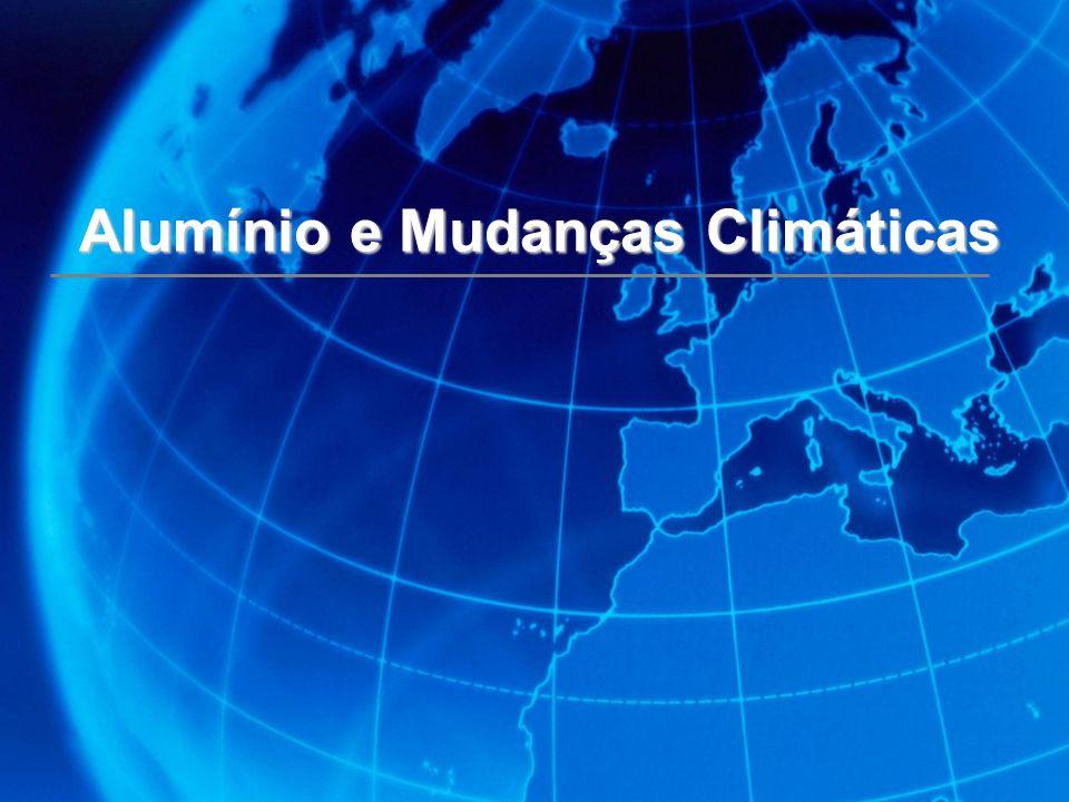 Alumínio e Mudanças Climáticas