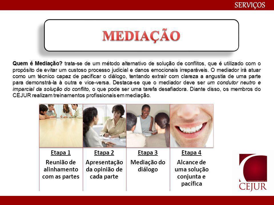 SERVIÇOS O que é o Projeto Social do CEJUR.