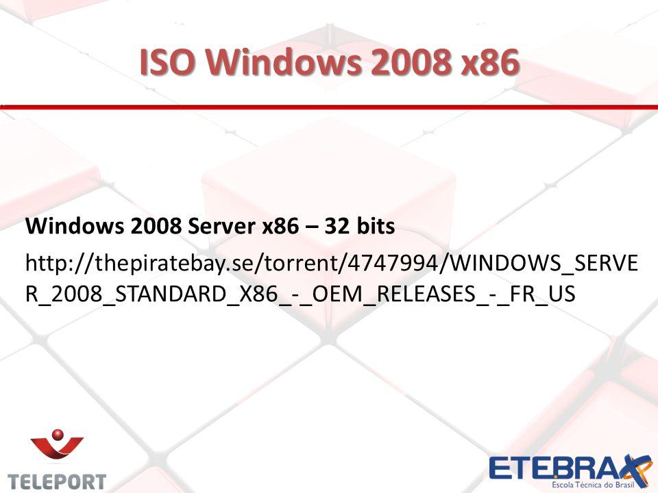 BACKUP Windows Server Backup O recurso do Windows Server Backup no Windows Server 2008 consiste no Microsoft Management Console (MMC).