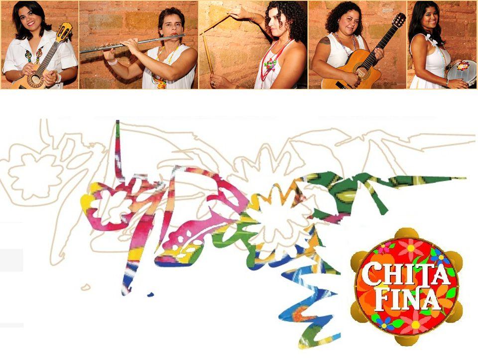 Formado em 2009 por cantoras residentes na Bahia, o Grupo Chita Fina reafirma a diversidade da música brasileira.