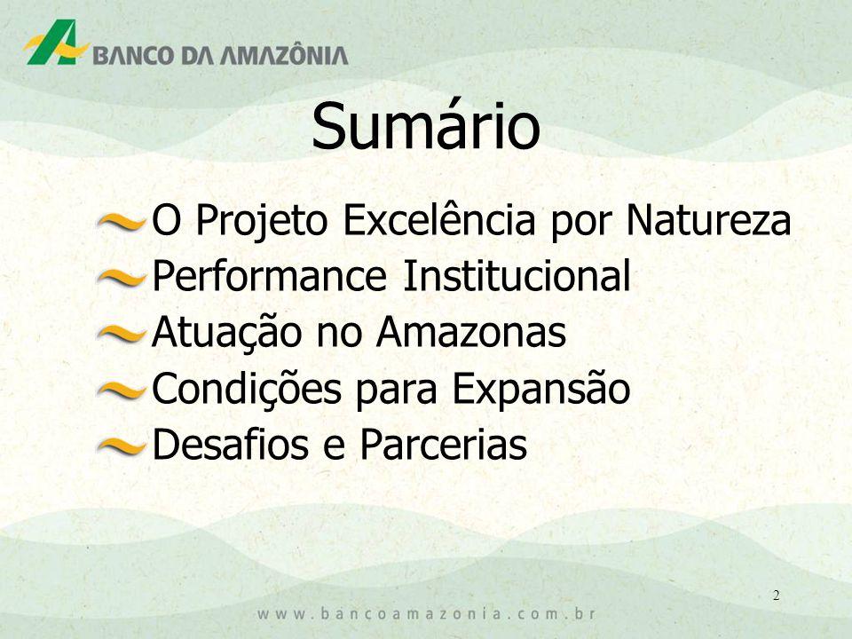 3 Criar soluções para que a Amazônia atinja patamares inéditos de desenvolvimento sustentável a partir do empreendedorismo consciente.
