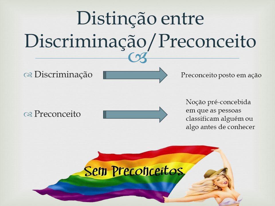 Discriminação Ana Machado nº5 Carolina Gonçalves nº10 12º3A