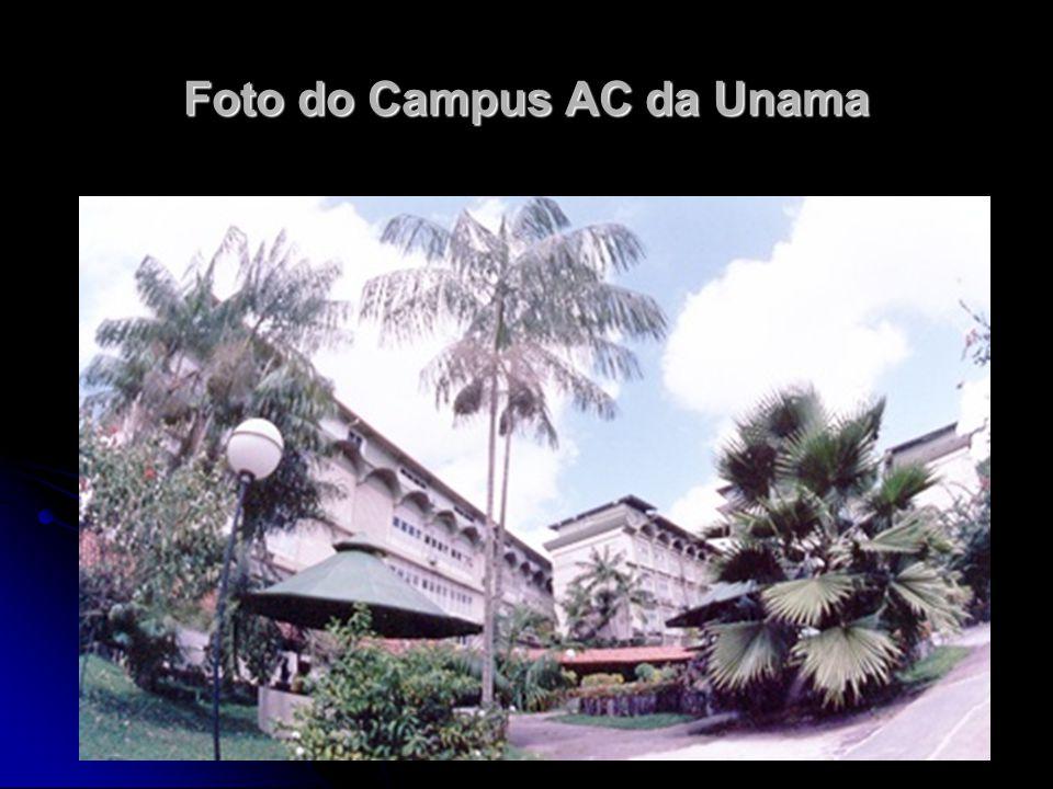 Foto do Campus AC da Unama