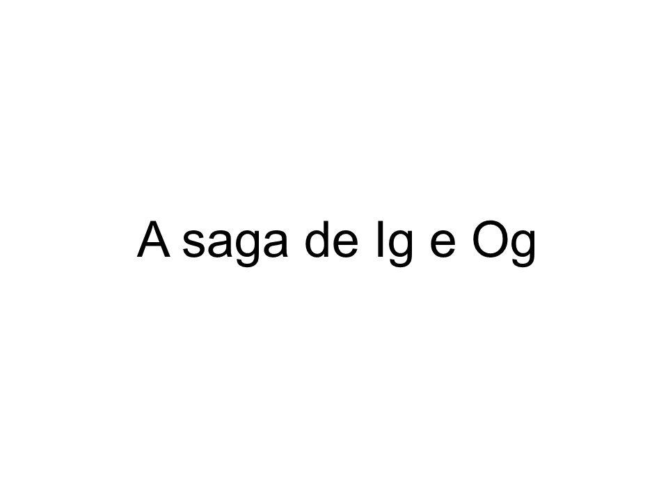 A saga de Ig e Og