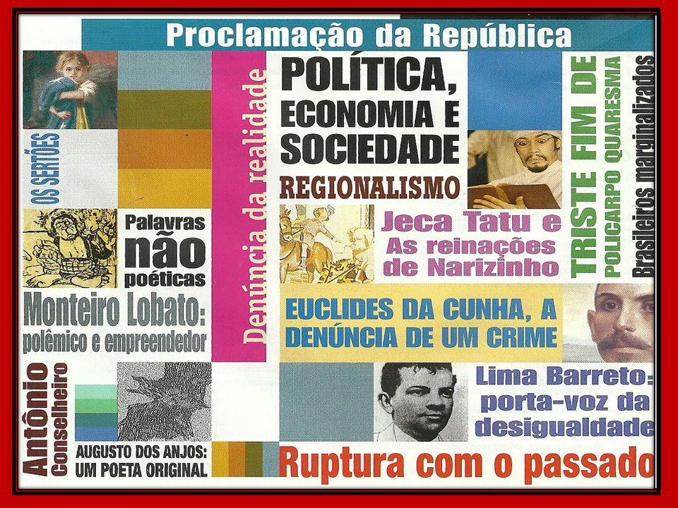 O PRÉ-MODERNISMO TEVE INÍCIO NO ANO DE: 1902 COM UM TEXTO CHAMADO: OS SERTÕES.