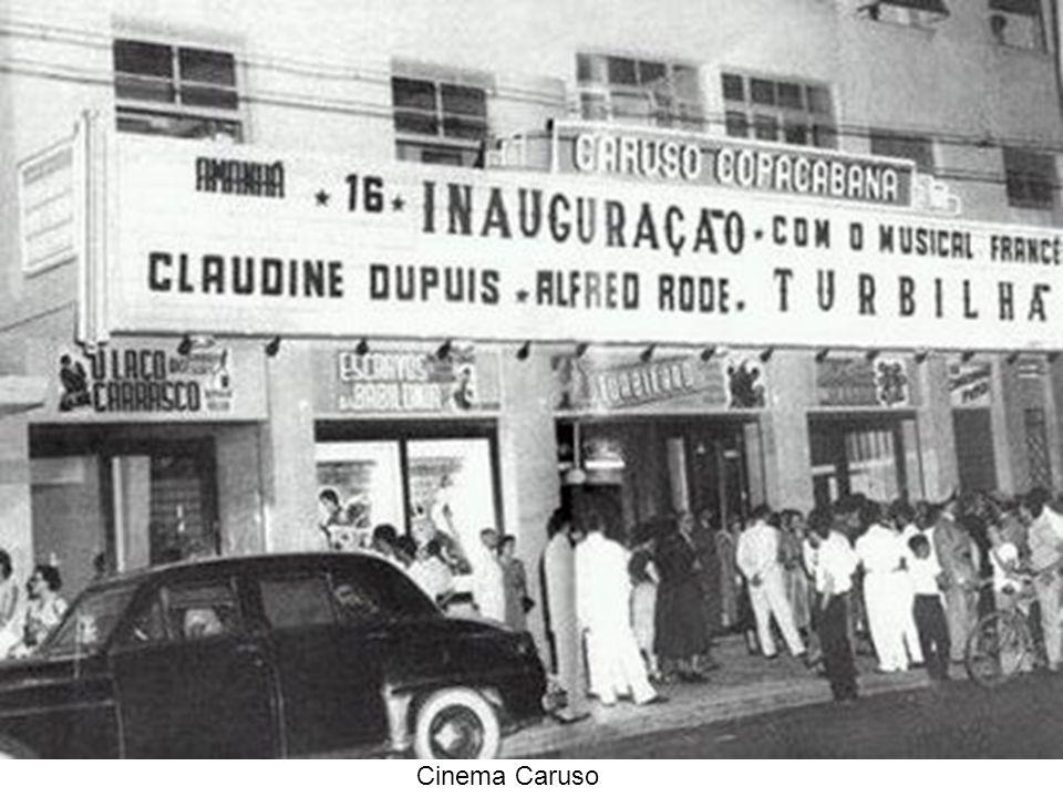 Cinema Bruni Copacabana