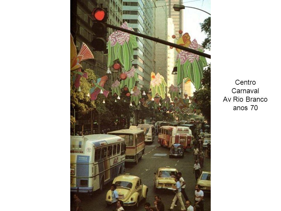 Centro Av Pres Vargas anos 60