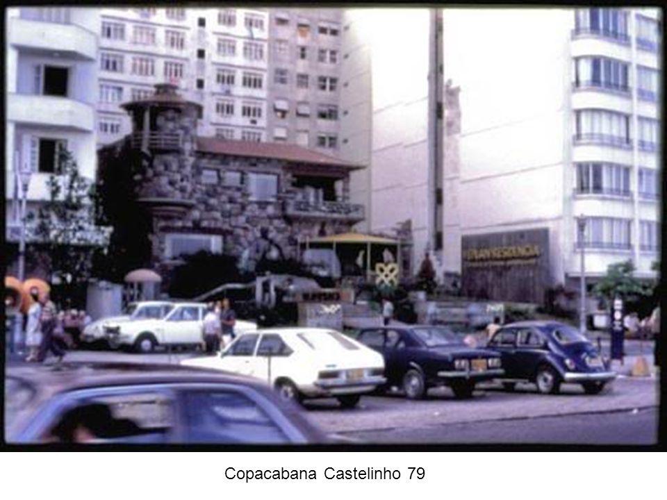 Av. N.S. Copacabana anos 70