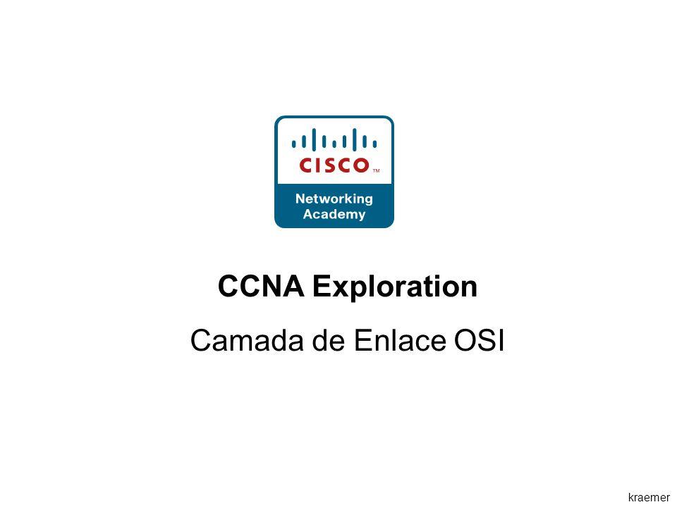 kraemer CCNA Exploration Camada de Enlace OSI