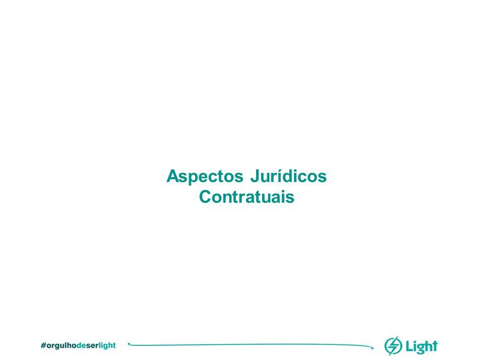 Aspectos Jurídicos Contratuais