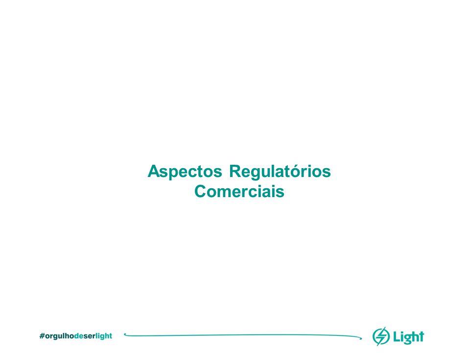 Aspectos Regulatórios Comerciais