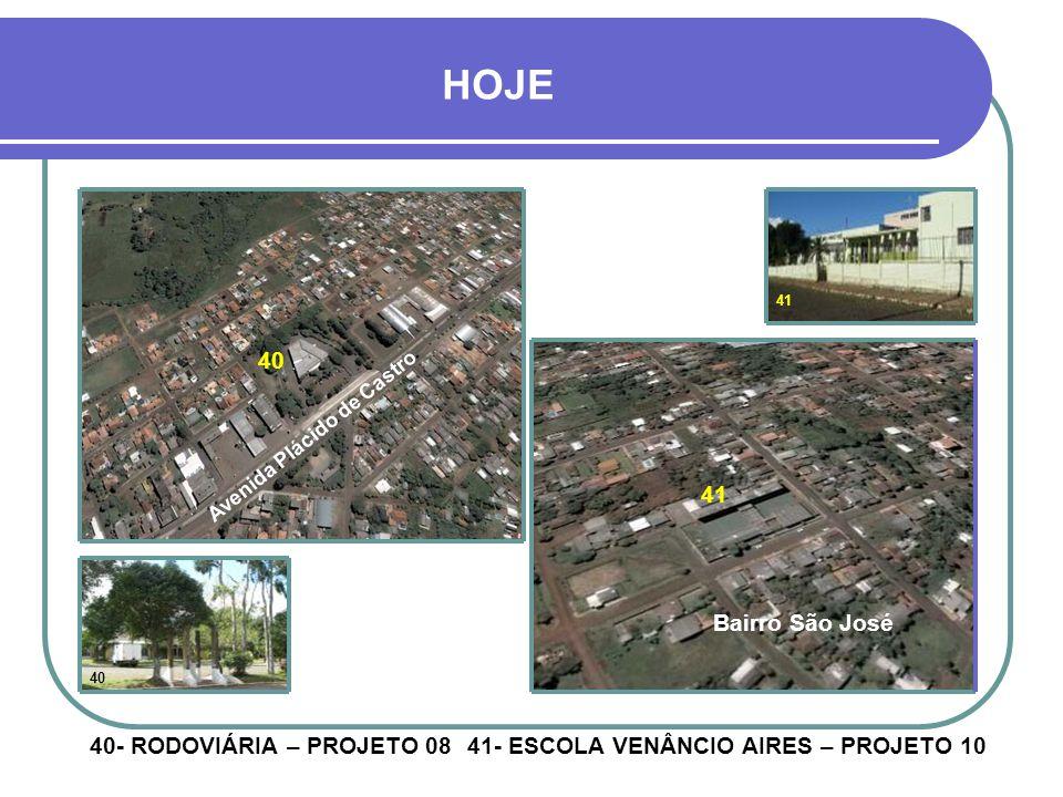38 39 38 - CCGL - PROJETO 0639 - EASA - PROJETOS 02 e 04 38 39 HOJE Avenida Benjamin Constant RS 342