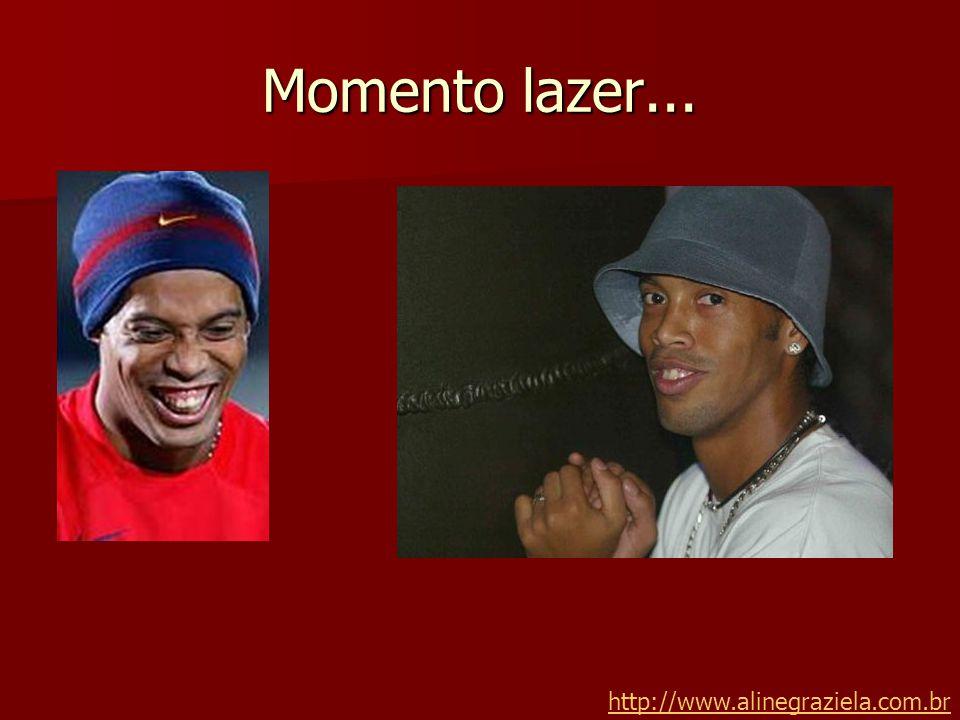 Momento lazer... http://www.alinegraziela.com.br