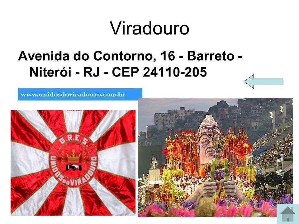 Imperatriz Rua Prof. Lacê, 235 - Ramos - Rio de Janeiro - RJ - CEP. 21060-120 www.imperatrizleopoldinense.com.br –