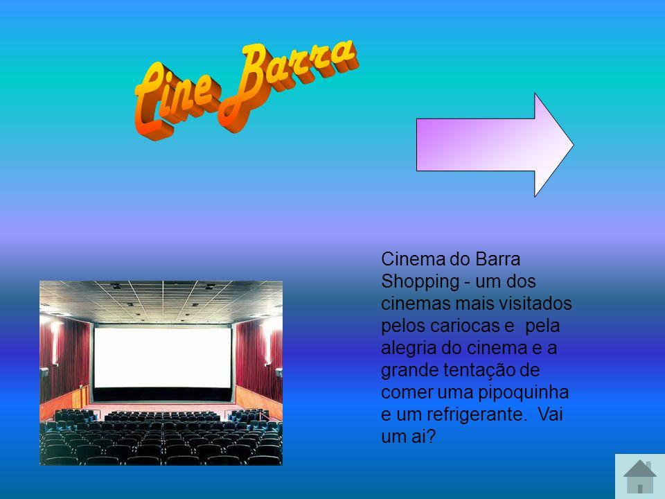 Cinemark é um dos cinema mais populares do estado do rio de janeiro. Ele fica no Botafogo Praia Shopping. Ele fica na rua Visconde de Ouro Preto, 400.
