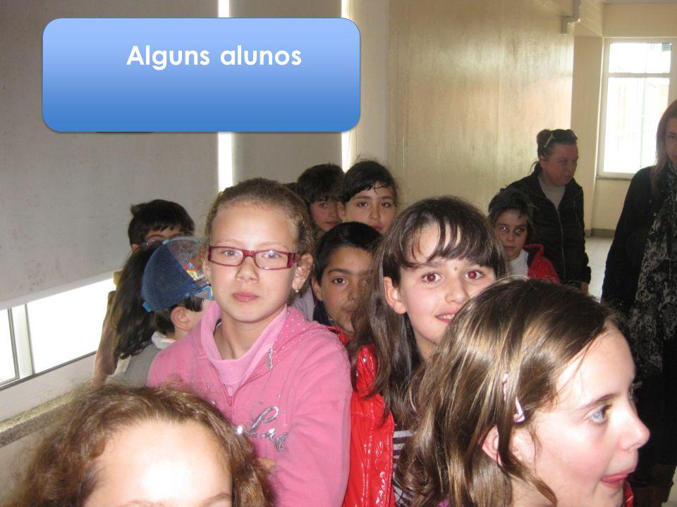 Alguns alunos