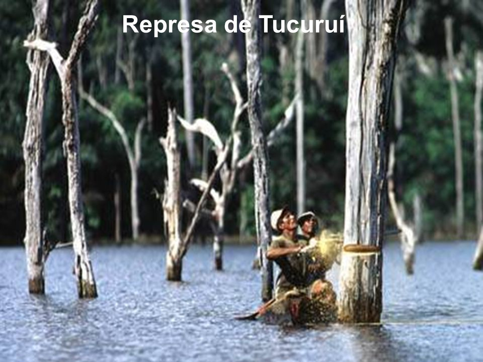 Represa de Tucuruí