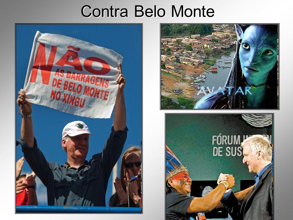 Contra Belo Monte