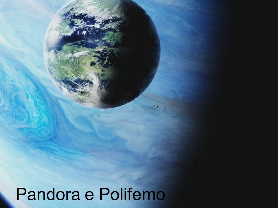 Pandora e Polifemo