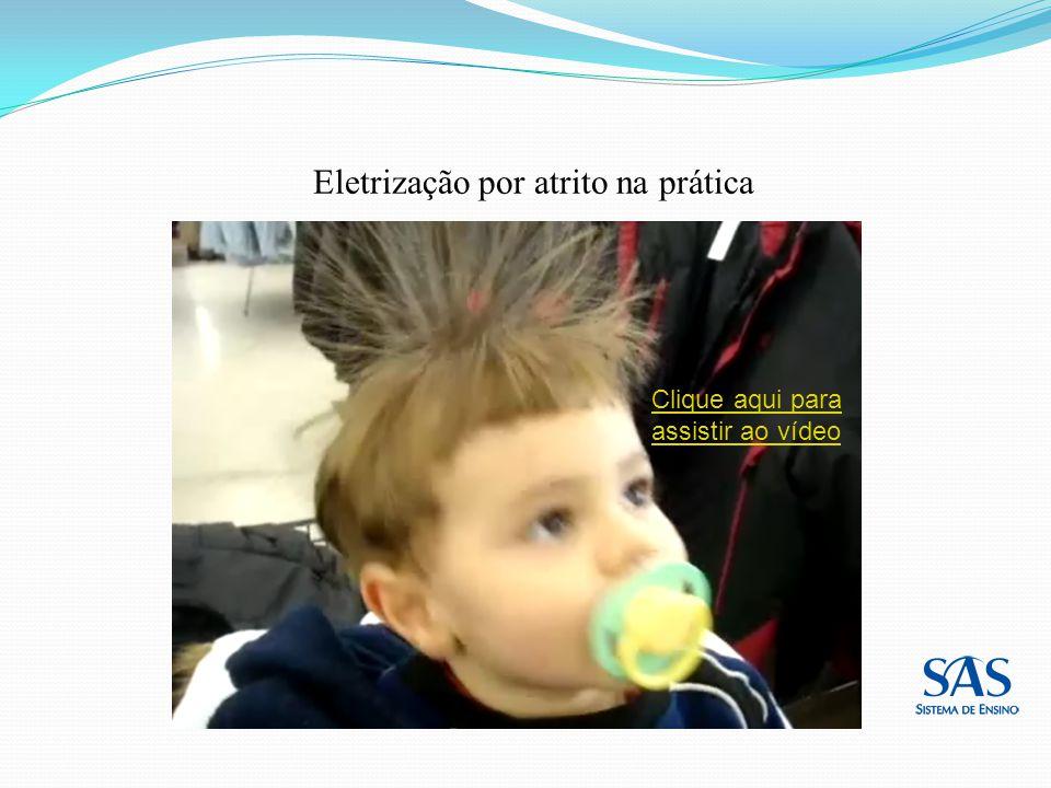 Eletricidade estática Clique aqui para assistir ao vídeo