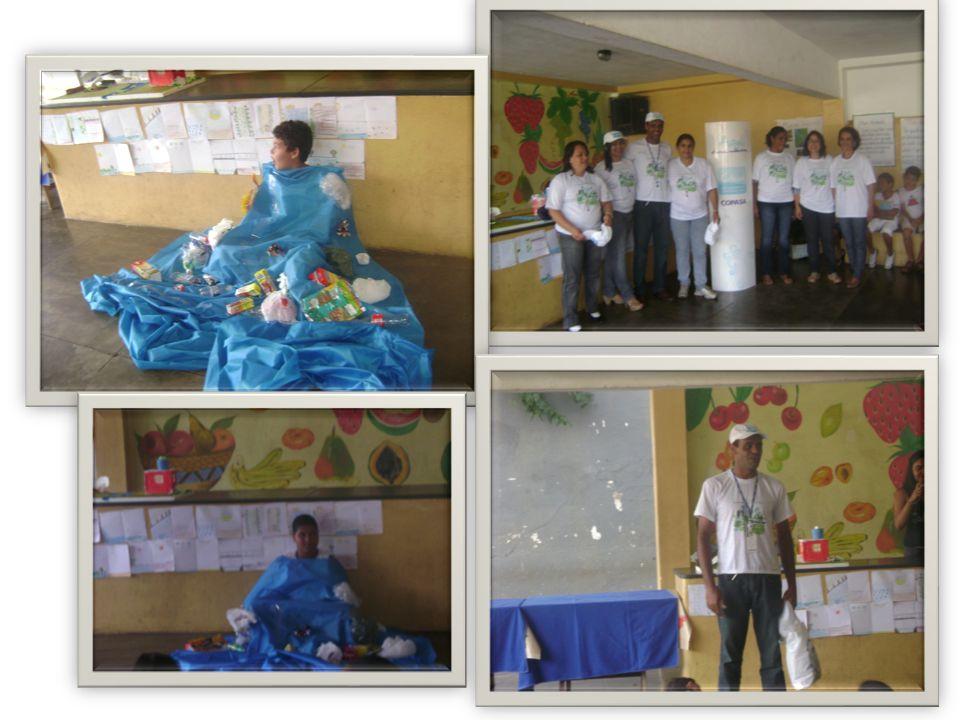 Este projeto teve como objetivo, levar nossas crianças perceberem a importância de estar cuidando do nosso meio ambiente.