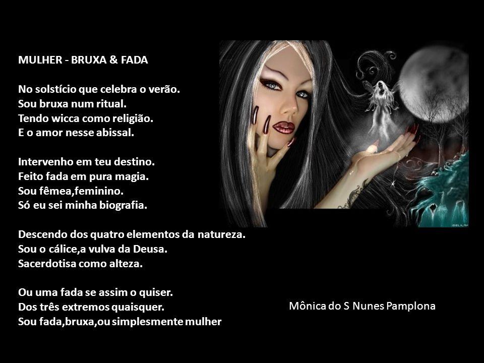 Dedicado à Intensa e Antiga Doutrina Ancestral das Seguidoras de Brígida, a Rainha e gentil Usuária do Xale das Amas Sagradas Silvia Ferreira Lima