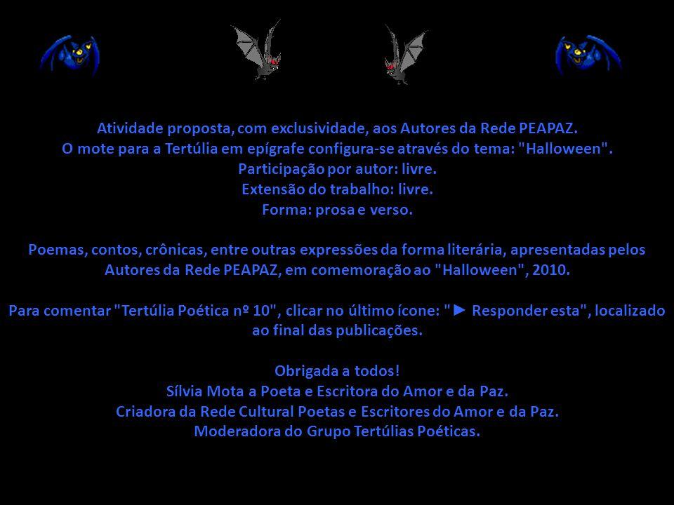 Atividade proposta, com exclusividade, aos Autores da Rede PEAPAZ.