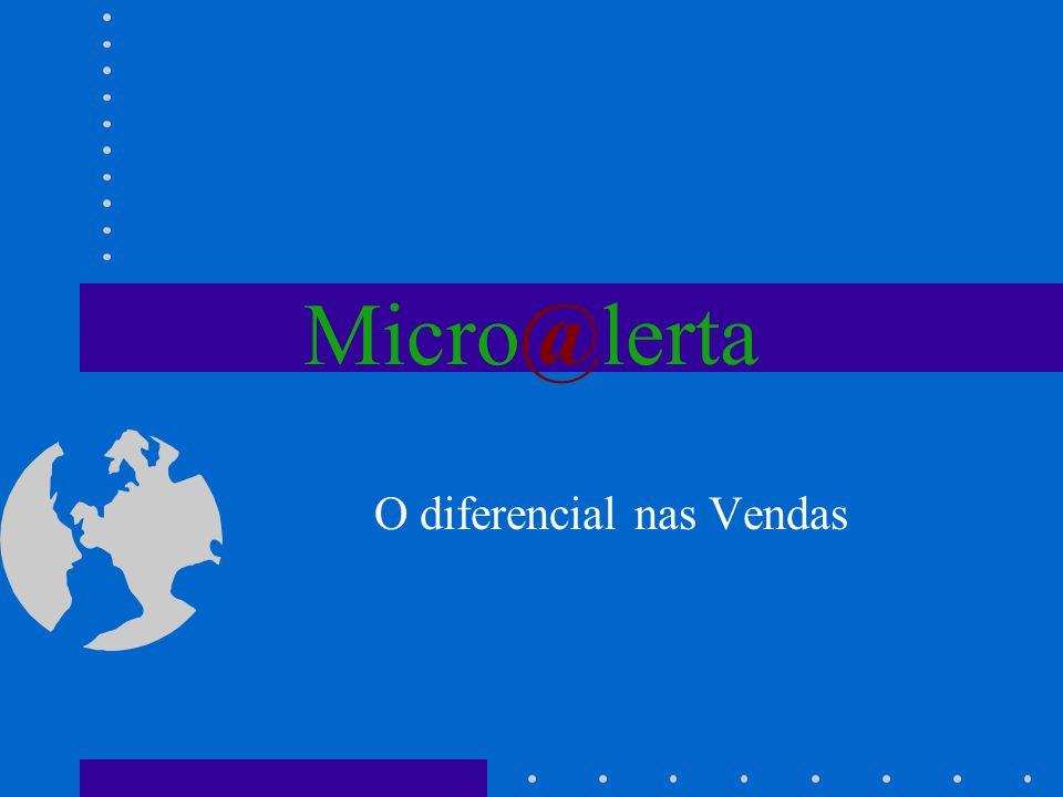 Micro@lerta O diferencial nas Vendas