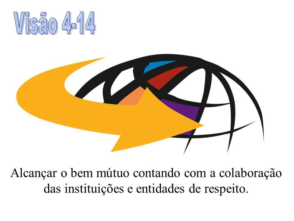 Alcançar o bem mútuo contando com a colaboração das instituições e entidades de respeito.