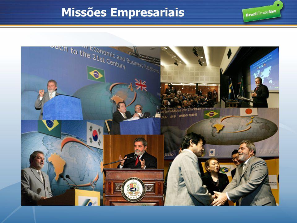 Missões Empresariais