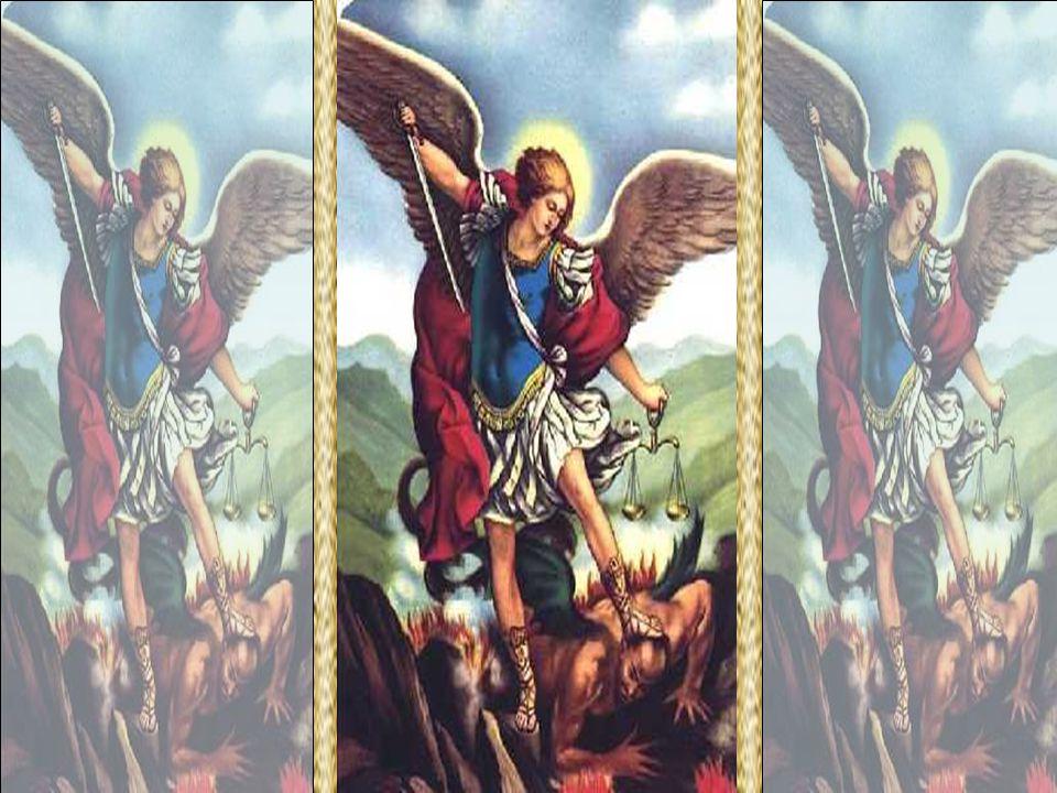 Caríssimos, A Igreja Católica honra de maneira especial três Arcanjos e os desígna com um nome: São Miguel, São Gabriel e São Rafael.