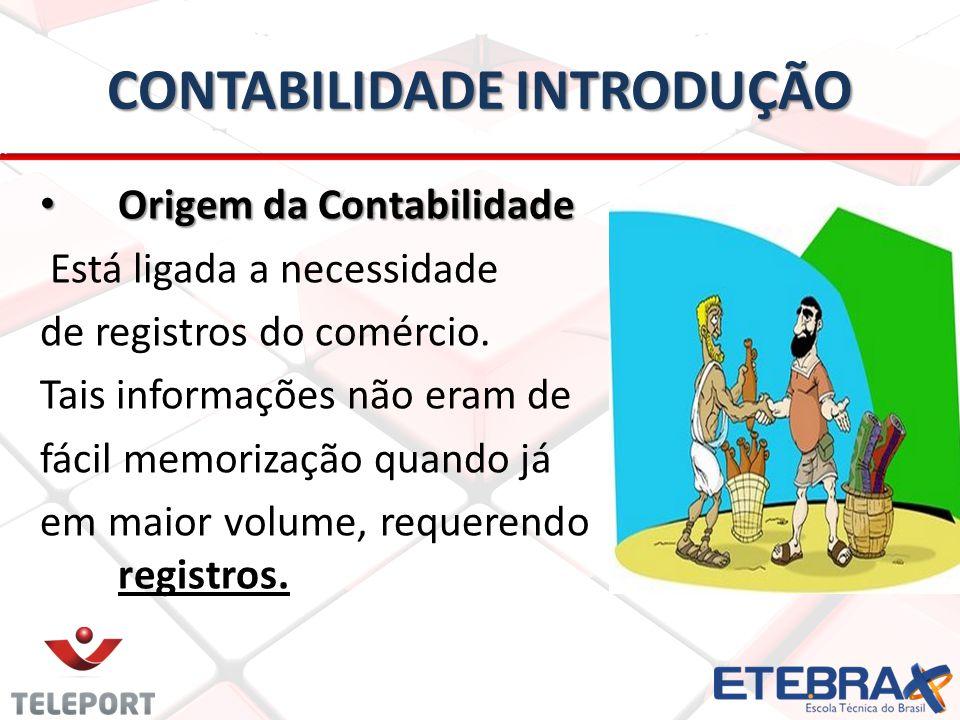 CONTABILIDADE CONTAS PASSIVO Estrutura do Balanço Patrimonial segundo a Lei 6.404/76 x Lei 11.638/07 PASSIVO NÃO CIRCULANTE ( Lei n.º 11.638/07 ) *EXIGÍVEL A LONGO PRAZO * RESULTADO DE EXERCÍCIOS FUTUROS PATRIMÔNIO LÍQUIDO CAPITAL SOCIAL RESERVA DE CAPITAL AJUSTE DE AVALIAÇÃO PATRIMONIAL RESERVAS DE LUCROS AÇÕES EM TESOURARIA PREJUIZOS ACUMULADOS