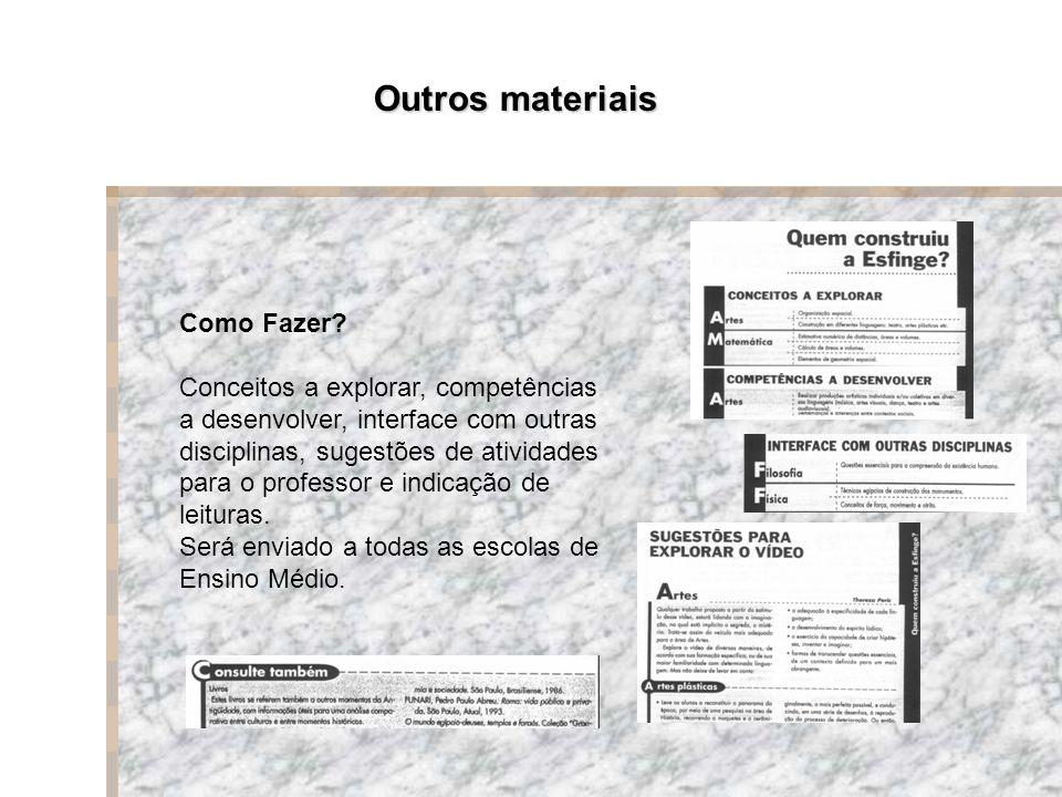 CD Ensino Legal (rap e samba) Distribuído aos participantes do seminário de lançamento dos Parâmetros Curriculares Nacionais (secretários de Educação, coordenadores de Ensino Médio, consultores, representantes das Secretarias do MEC etc.).
